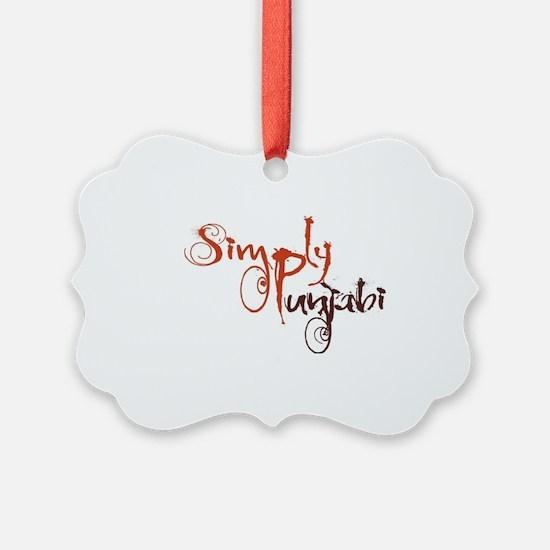 Simply Punjabi Ornament