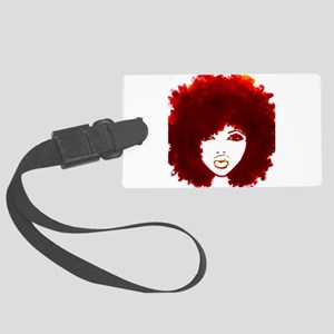 Diva Large Luggage Tag