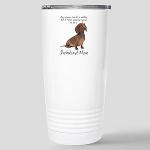 Dachshund Mom Travel Mug