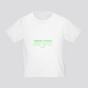 Computer Science Toddler T-Shirt