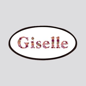 Giselle Pink Flowers Patch