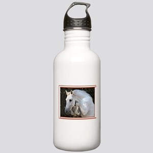 Leap Into Your Heart Water Bottle