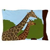 Giraffe Pillow Cases