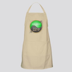 Eat Clean, Train Dirty Apron