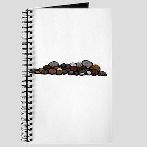 Pile of Rocks Journal
