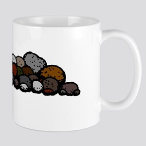 Pile of Rocks Mugs