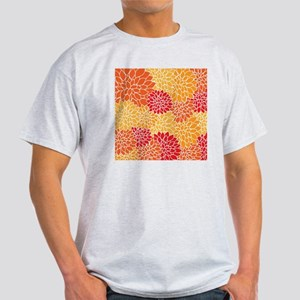 Flower Art Light T-Shirt