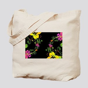 Flowers Art Tote Bag