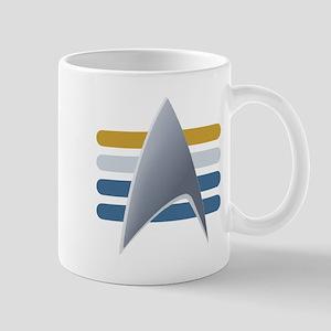 Alt Starfleet Lieutenant JG Insignia Mug