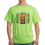 AAA Hemp Green T-Shirt
