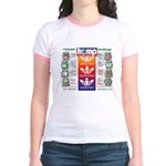 AAA Hemp Jr. Ringer T-Shirt