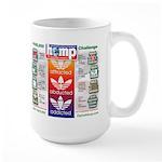 AAA Hemp Large Mug