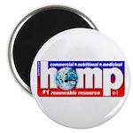 "AAA Hemp 2.25"" Magnet (100 pack)"
