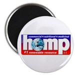 "AAA Hemp 2.25"" Magnet (10 pack)"