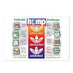 AAA Hemp Postcards (Package of 8)