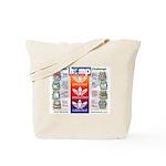 AAA Hemp Tote Bag