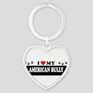 AMERICAN BULLY_ Keychains