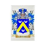 Febresu Rectangle Magnet (100 pack)