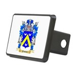Feavers Rectangular Hitch Cover