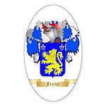 Fearon Sticker (Oval 10 pk)