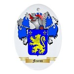 Fearon Ornament (Oval)