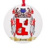 Fearns Round Ornament