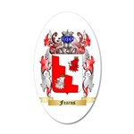 Fearns 20x12 Oval Wall Decal