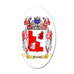 Fearns 35x21 Oval Wall Decal