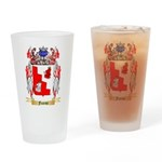 Fearns Drinking Glass