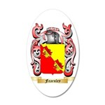Fearnley 35x21 Oval Wall Decal