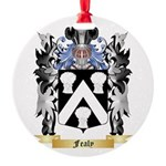 Fealy Round Ornament