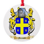 Fazzuoli Round Ornament