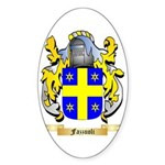 Fazzuoli Sticker (Oval 50 pk)