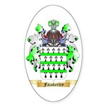 Fazakerley Sticker (Oval 50 pk)