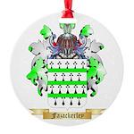 Fazackerley Round Ornament