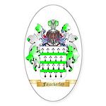 Fazackerley Sticker (Oval 50 pk)