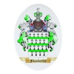 Fazackerley Ornament (Oval)