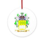 Fayot Ornament (Round)