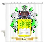 Fayet Shower Curtain
