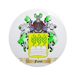 Fayet Ornament (Round)