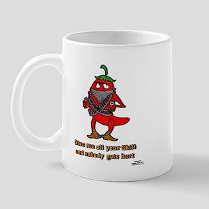 Bandit Mug