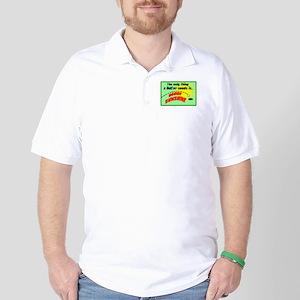 A Golfer Needs Sunshine Golf Shirt