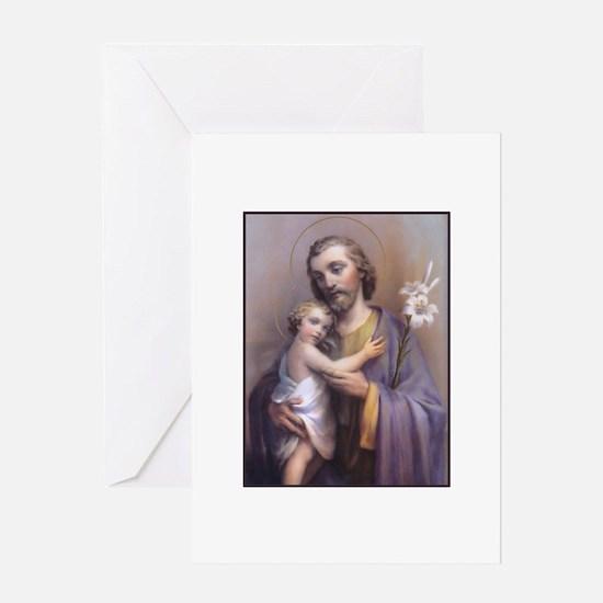 St. Joseph Greeting Cards