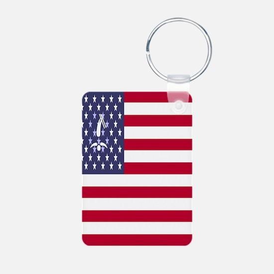 Team Freestyle USA Keychains