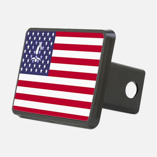Team Freestyle USA Hitch Cover