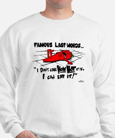 Famous Last Words Sweater