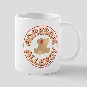 ADHESIVE ALLERGY Mug