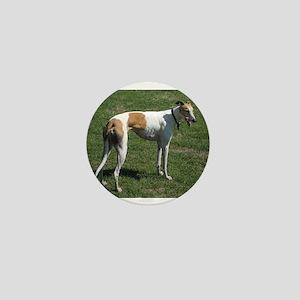 greyhound full Mini Button