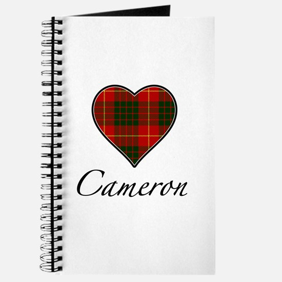 Love your Clan - Cameron Journal