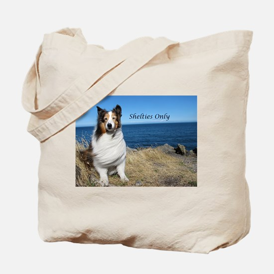 Shetlties Only Tote Bag